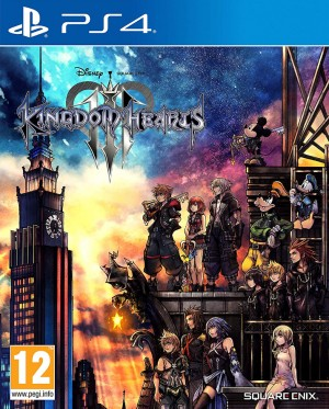 Cover Kingdom Hearts III (PS4)