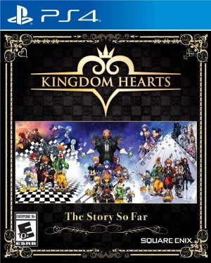 Cover Kingdom Hearts: The Story So Far