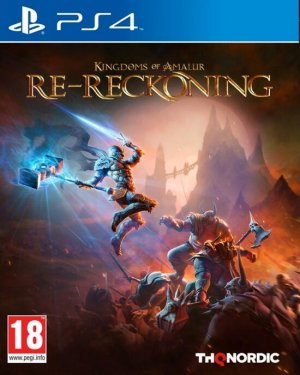 Cover Kingdoms of Amalur: Re-Reckoning (PS4)