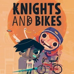Cover Knights and Bikes (PS4)