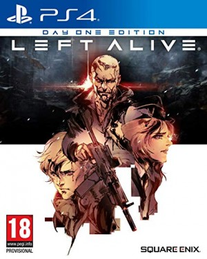 Cover Left Alive (PS4)