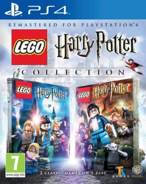 Cover LEGO Harry Potter Collection