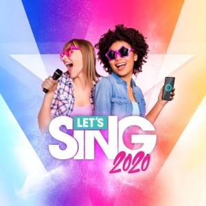 Cover Let's Sing 2020