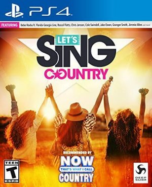 Cover Let's Sing Country
