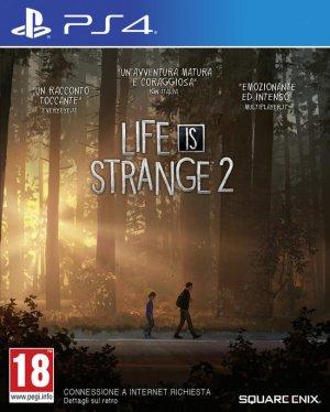 Cover Life is Strange 2