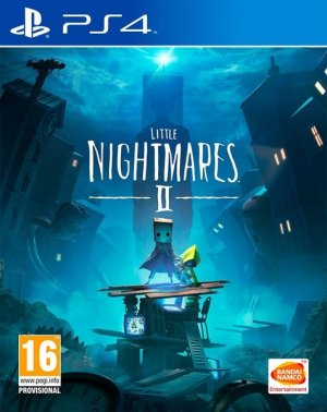 Cover Little Nightmares II (PS4)