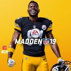 Cover Madden NFL 19