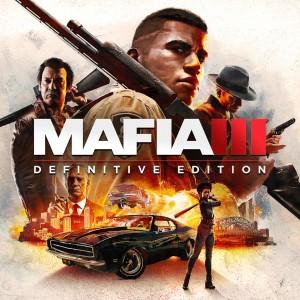 Cover Mafia III: Definitive Edition (PS4)