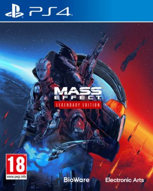 Cover Mass Effect Legendary Edition