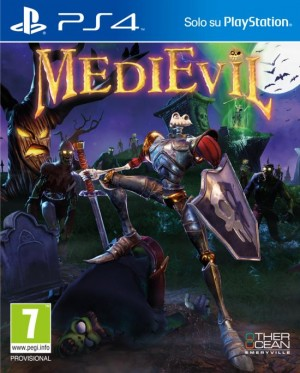 Cover MediEvil (PS4)