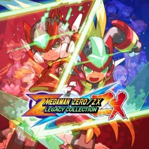 Cover Mega Man Zero / ZX Legacy Collection (PS4)