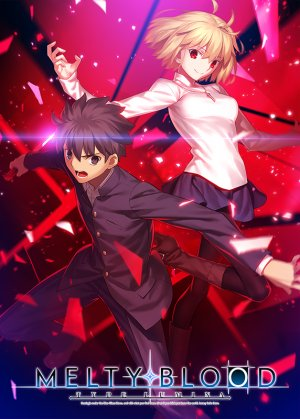 Cover Melty Blood Type Lumina