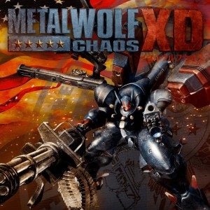 Cover Metal Wolf Chaos XD