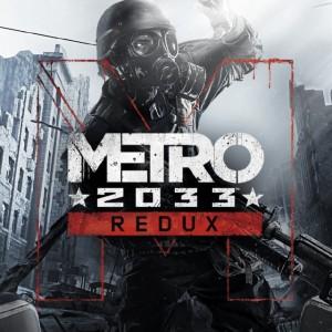 Cover Metro: 2033 Redux (PS4)