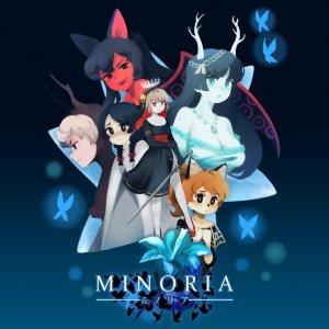 Cover Minoria (PS4)