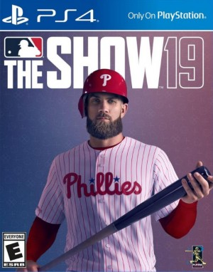 Cover MLB The Show 19