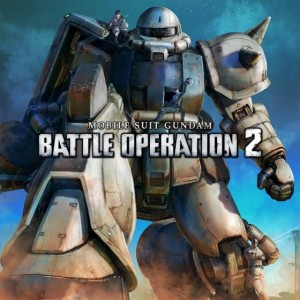 Cover Mobile Suit Gundam: Battle Operation 2 (PS4)