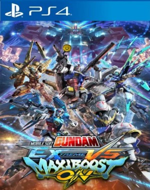 Cover Mobile Suit Gundam: Extreme VS. MaxiBoost ON