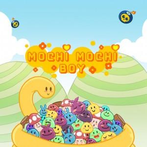 Cover Mochi Mochi Boy