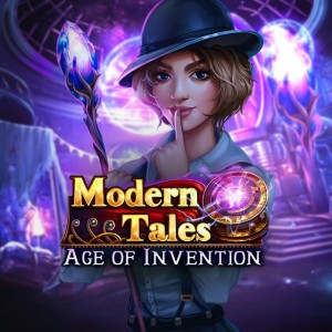 Cover Modern Tales: Age Of Invention (PS4)