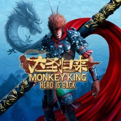 Cover Monkey King: Hero is Back