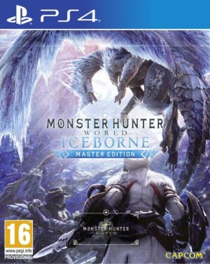 Cover Monster Hunter World: Iceborne