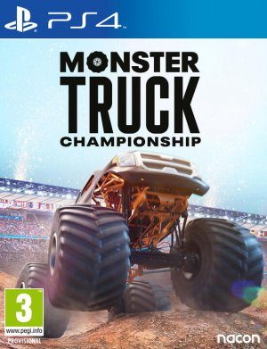Cover Monster Truck Championship (PS4)