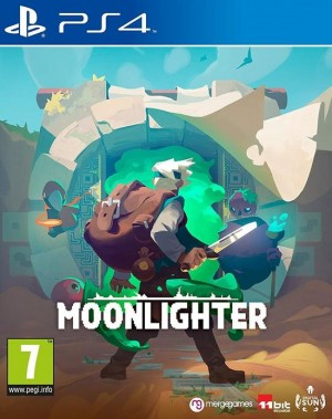 Cover Moonlighter (PS4)