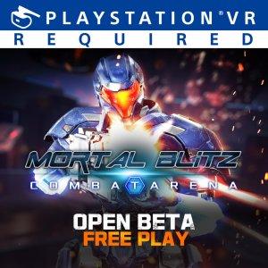 Cover Mortal Blitz: Combat Arena (PS4)