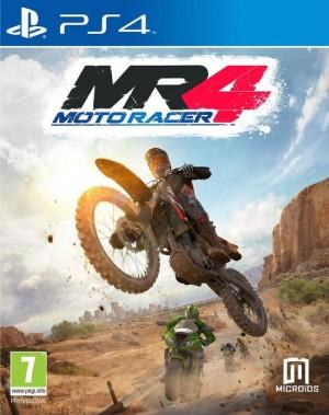 Cover Moto Racer 4