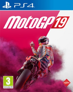 Cover MotoGP 19 (PS4)