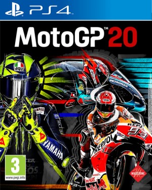 Cover MotoGP 20 (PS4)