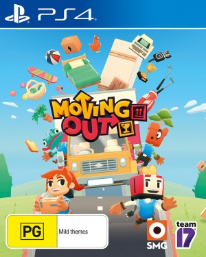 Cover Moving Out (PS4)