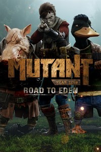 Cover Mutant Year Zero: Road to Eden