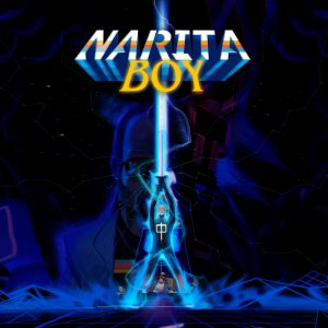 Cover Narita Boy