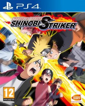 Cover Naruto to Boruto: Shinobi Striker