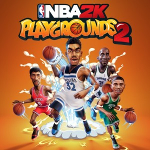 Cover NBA 2K Playgrounds 2