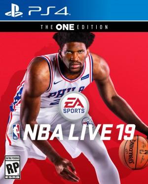 Cover NBA Live 19