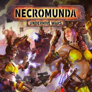 Cover Necromunda: Underhive Wars