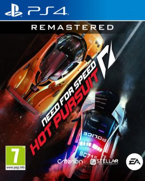 Cover Need for Speed: Hot Pursuit Remastered