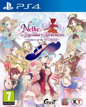 Cover Nelke & the Legendary Alchemists: Ateliers of the New World