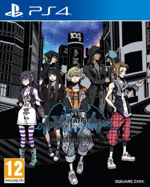 Cover NEO: The World Ends With You