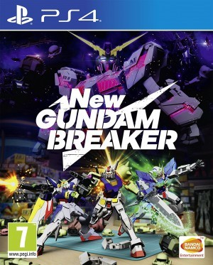 Cover New Gundam Breaker