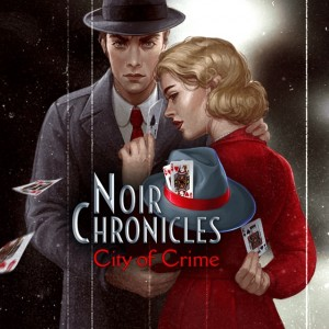 Cover Noir Chronicles: City of Crime