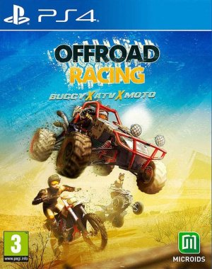 Cover Offroad Racing - Buggy X ATV X Moto
