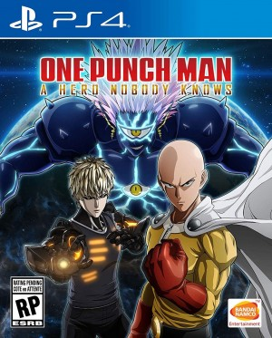 Cover One Punch Man: A Hero Nobody Knows