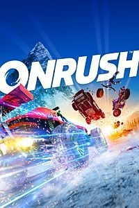 Cover ONRUSH (PS4)