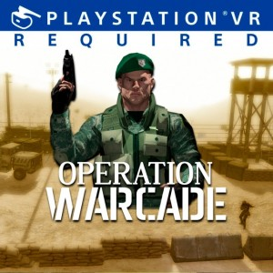 Cover Operation Warcade
