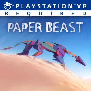 Cover Paper Beast (PS4)