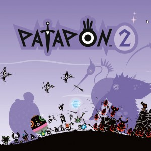 Cover Patapon 2 Remastered (PS4)